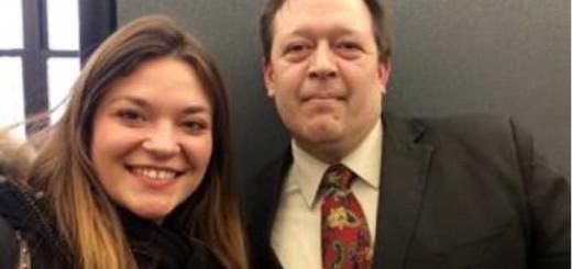 Manuela y Corey R. Cutler, socio fundador de 'Cutler & Associates' en Boston