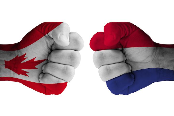 Frances canadiense vs frances europeo